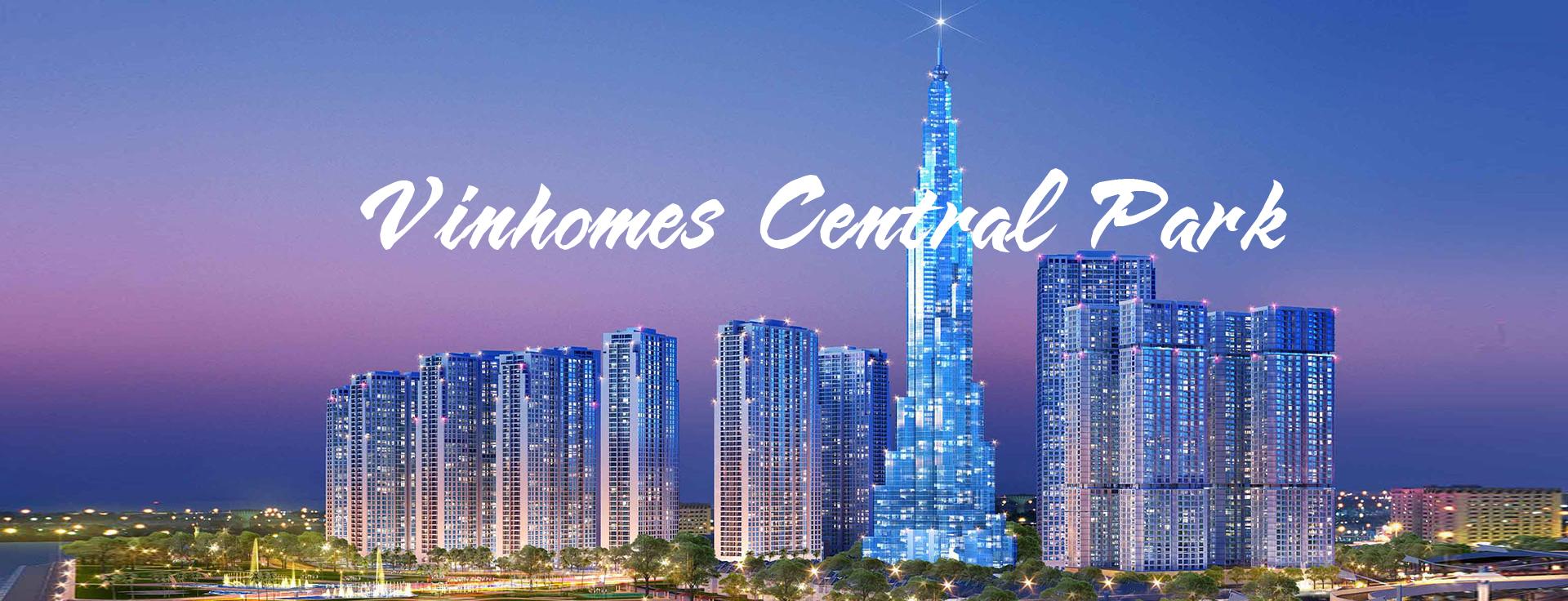 <small>Vinhomes</small> <br>CentralPark