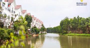 Đầu tư sinh lời từ biệt thự Vinhomes Riverside
