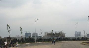 Tháng 5/2016: Tiến độ dự án Vinhomes Thăng Long