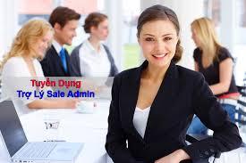 Tháng 2/2017: Tuyển dụng Sales Admin – Trợ lý kinh doanh
