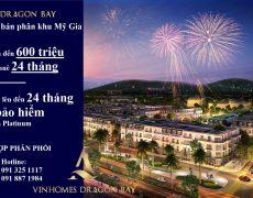Khu Mỹ Gia – Vinhomes Dragon Bay ra mắt thị trường cùng nhiều chính sách hấp dẫn