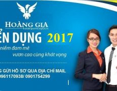 Tháng 6/2017 [ TUYỂN DỤNG]- Nhân Viên Kinh Doanh BĐS