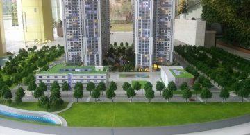 Khai trương căn hộ mẫu chung cư Imperia Sky Garden
