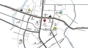 Paragon Hà Nội – Vị trí trung tâm quận Cầu Giấy