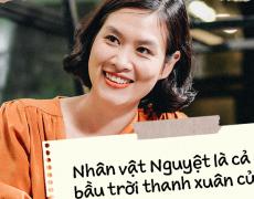 Diễn viên Hà Hương nói gì khi Nguyệt Thảo Mai bất ngờ nổi tiếng