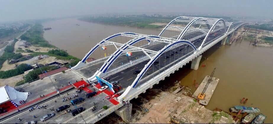 Khánh Thành Cầu Mễ Sở