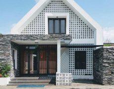Nhà cấp 4 đẹp lạ ở Quảng Bình được báo Tây khen hết lời
